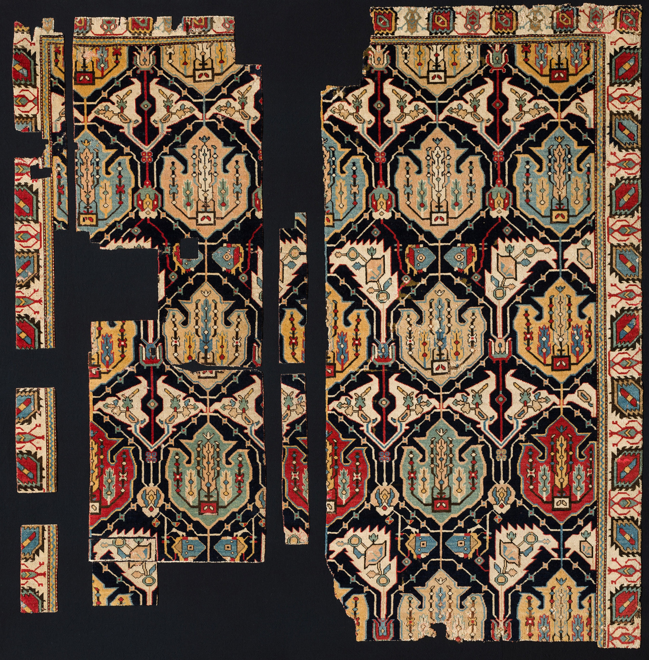 Turkmen Carpets A New Perspective Carpet Vidalondon